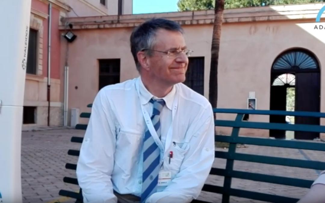 Robert Arnold's interview