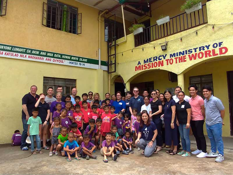 Philippines – the journey of Kaleidos continues