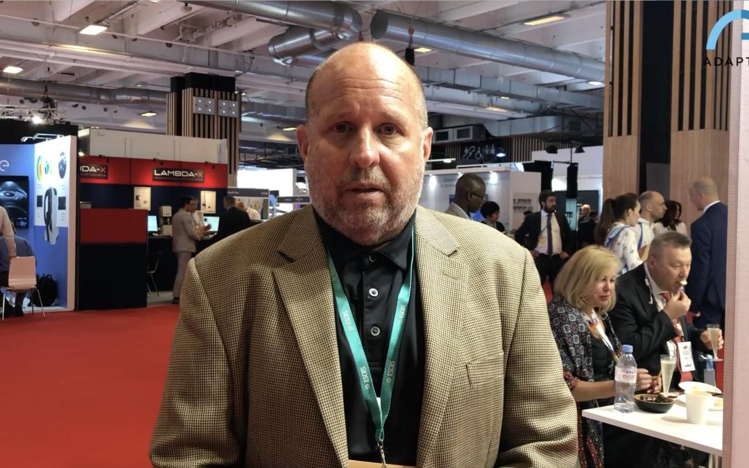 Dennis Norris's interview at ESCRS 2019