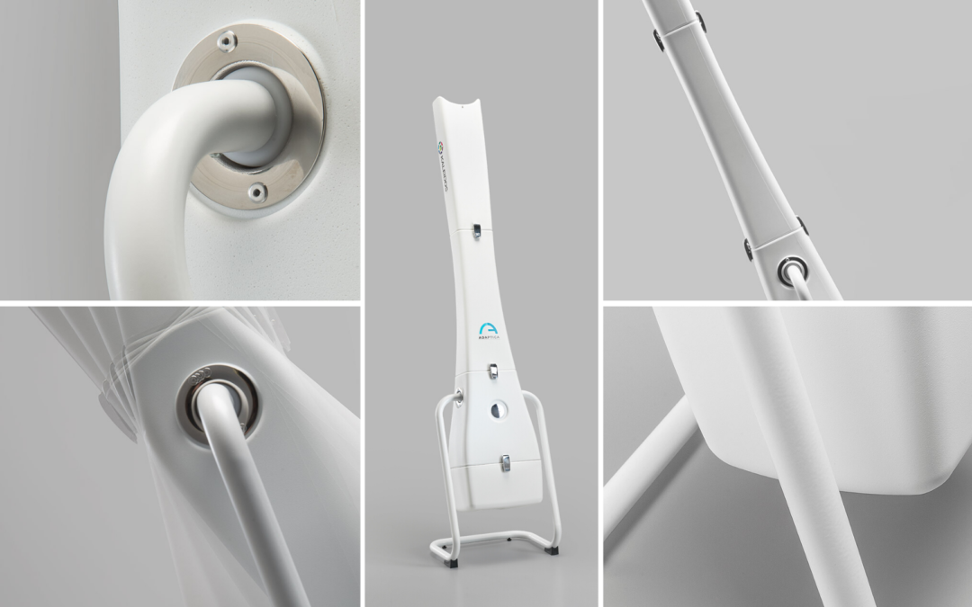 Adaptica on PLAST DESIGN: functionality & aesthetics
